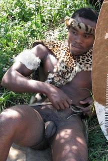 Zulu Women Warriors Nude 38
